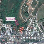 Na predaj veľký stav. pozemok ZV Sarvaška / bez IS - možná dohoda na cene