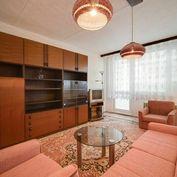 3-izbový malý pražský byt s loggiou na Terase – Kysucká ulica