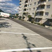 Vonkajšie parkovacie miesto v projekte Zelené Vlčince