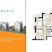 Byt 3+kk s balkónom - NOVOSTAVBA (D5.20)