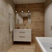 Na predaj 3 izbový byt v novostavbe s úžitkovou plochou 87,58 m2 v tehlovom polyfunkčnom objekte s p