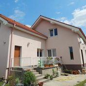 Predaj RD s krásnym pozemkom o rozlohe 1820m2 v Bratislave na začiatku Podunajských Biskupíc