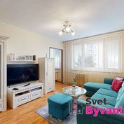 Na predaj 4-izbový rekonštruovaný byt v Košiciach