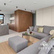 DELTA |  3 izbový PENTHOUSE s panoramatickým výhľadom, Vajnorská ul., Nové Mesto