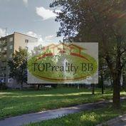 TOP PONUKA – Byt  3 izbový tehlový byt  82 m2 s loggiou, Uhlisko Banská Bystrica – Cena 190 000€