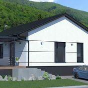 Novostavby rodinných domov, obec Lipovec. Pozemok 696 m2