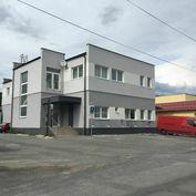 Kancelarske priestory na prenajom, Zvolenska cesta areal ZVT