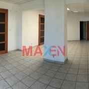 Prenájom: *MAXEN*, Obchodno - administratívny priestor 105,60 m2, Južná tr., Košice IV - Juh