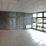 Ponúkame na prenájom Obchodné priestory 36 m2 v Martine