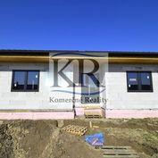 Novostavba 4izb. Rodinného domu 103m2 typu bungalov Sládkovičove na predaj