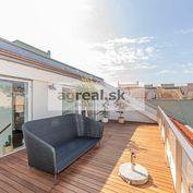 5-izbový byt 168,68 m2 v novostavbe - lokalita Palisády - Bratislava, možnosť 2 parkingov v suteréne