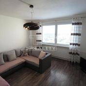 EXKLUZÍVNE na predaj 3i BYT s krásnymi výhľadmi, ulica Na Hôrke v NITRE o výmere 62 m2.