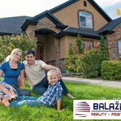 DOPYT rodinný dom, Prievidza a okolie