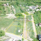 HALO reality - Predaj, pozemok pre rodinný dom 2583 m2 Nitrianske Hrnčiarovce