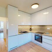 Dizajnový nadštandardný 2 izbový byt v novostavbe bytového domu Capitis hľadá nového zodpovedného ná