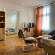 Prenájom 2-izbového bytu, Vysoká ul., BA - Staré mesto