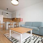 HERRYS - Na prenájom krásny 2 izbový byt v novostavbe NUPPU na ulici Mlynské nivy, parking