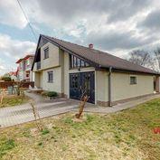 Predaj samostatného 5-izbového RD, garáž, vínna pivnica, pozemok 600m2 Horný Bar – Šuľany