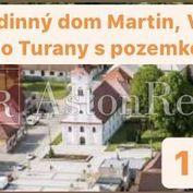 KÚPA: Hľadám pre klienta rodinný dom v okolí Martina