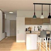 Moderný 1i byt s terasou a záhradou, novostavba Opál  - Jarovce