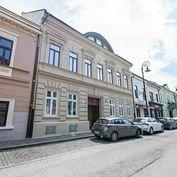 Ideálne bývanie pre mladých v historickom centre Košíc , na legendárnej Kováčskej ulici