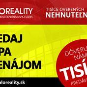 HALO reality - Kúpa garsonka Bratislava Nové Mesto