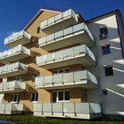 Krásne 3 i byty v štandarde, 2 x balkón,pivnica.NOVOSTAVBA