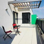 Na predaj :  RK MAXIS REAL - Novostavba ARBORIA - 2 izbový byt s veľkou terasou na najvyššom podlaží