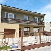 6 izbový rodinný dom. na krásnom 841 m2 pozemku. v tichej ulici Bánoviec nad Bebravou...