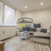 Krásne prerobený  3izbový byt v dobrej lokalite Rybníky s balkónom !!