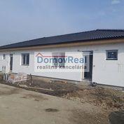 Nové 3 izbové rodinné domy v obci Trstená na Ostrove