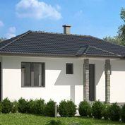 Moderný bungalov za lepšiu cenu ako byt v Trnave - 4izb. + 500m2 pozemok s komplet IS