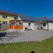 ZREKONŠTRUOVANÝ 4-izb. rodinný dom - ŠEBASTOVCE - Košice IV