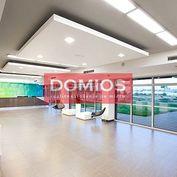 EXKLUZÍVNE | prenájom špičkového klim. kancel. celku (757 m2, 2./3. p., kuch., WC, parking)