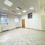 Na prenájom obchodný priestor 30 m2 - Dolný Val centrum Žiliny