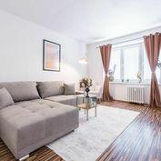 S R G ™ zariadený 2-izb. byt v kľudnej lokalite sídl. II