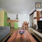 Exkluzívny 3 - izbový byt s parkovaním v centre mesta