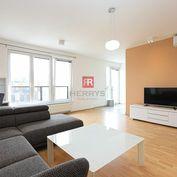 HERRYS - Na prenájom priestranný 2 izbový byt v novostavbe DOMINO s vyhradeným garážovým státím