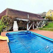 Predáme apartmánový RD s bazénom v Podhájskej, R2 SK.