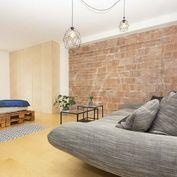 Štýlový, plne zariadený byt na prenájom v Bratislave