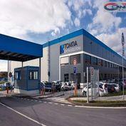 Prenájom výrobných priestorov 14.805 m2, Senec - diaľnice D1, exit 27
