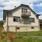 Na Predaj: 4 izbový rodinný dom na polosamote v Starej Myjave časť u Križkov