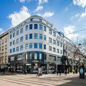 Nadštandardné kancelárske priestory 106 m2 a iné výmery na prenájom v objekte na Poštovej ulici v Br