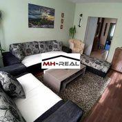 Predaj pekný 3 izbový byt s loggiou Sásová