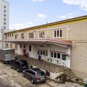 CASMAR RK ponúka na predaj administratívnu budovu so skladom č.3– priemyselná zóna
