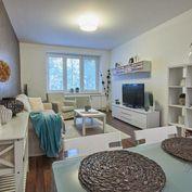 Vkusný, príjemný 2 izbový byt kúsok od centra mesta, Špačinská cesta