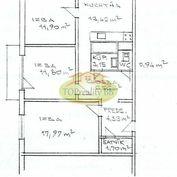 Ponúkame Vám na predaj byty. Top ponuka 3  izbový byt, 70 m2,  typ U s lodžiou,  Banská Bystrica, ko