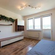 POZRITE SI -príjemný 1 izbový byt v 15-ročnej  NOVOSTAVBE na PREDAJ, BA IV-Dúbravka,