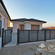 DELTA   Perla Mitíc SO 02 - 4 izbový rodinný dom s garážou a nadštandardným výhľadom