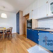 2-izbový byt po kompletnej rekonštrukcii v Malej Prahe
